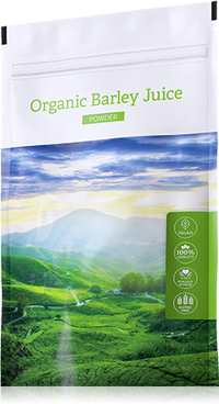 Organic* Barley Juice * Powder